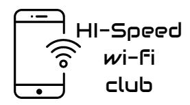 HI-Speed wi-fi-club